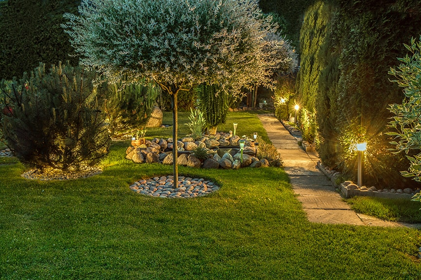 Landscape lighting titan irrigation inc landscape lighting aloadofball Gallery